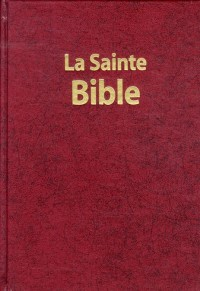 Bible Gros Caractere