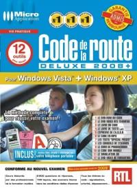 Code De La Route Deluxe 2007 (Livre + CD + DVD)
