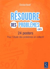 Posters Resoudre des Problemes
