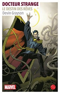 Docteur Strange roman - tome  - Docteur Strange roman