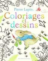 Pierre Lapin:Coloriages et dessins