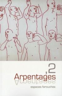 Arpentages, 2 - 2015