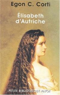 Elisabeth d'autriche (nouvelle couverture)