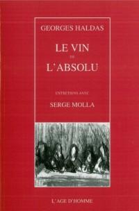 Vin de l'Absolu (le)