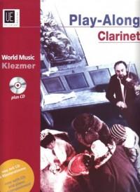 UNIVERSAL EDITION PLAY-ALONG CLARINET - ISRAEL + CD Partition variété, pop, rock... Musique du monde
