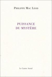 Puissance du mystère