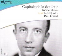 Capitale de la Douleur CD(Poemes Choisis)