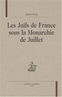 Les juifs de France sous la monarchie de juillet