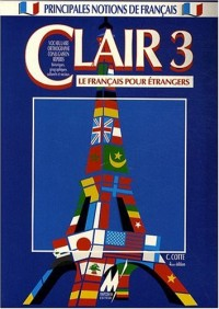Clair 3 : Le français pour étrangers