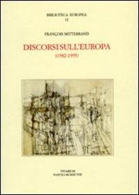 Discorsi sull'Europa (1982-1995)