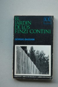 El jardin de los finzi-contini