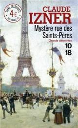 Mystère rue des Saints-Pères [Poche]