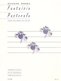 Fantaisie pastorale pour hautbois et piano