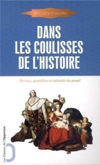Coulisses de l'Histoire de France (les)