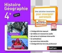 Cle Usb Histoire-Géo 4e Mne Tna