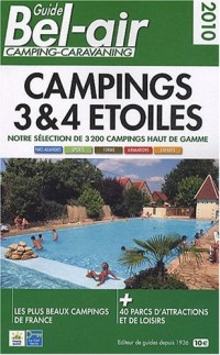 Guide bel-air campings 3 & 4 étoiles