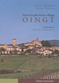 Parmi les plus beaux villages Oingt