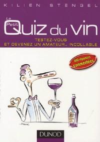 Petit Quiz du Vin