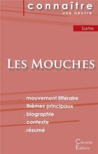 Fiche de Lecture les Mouches de Jean Paul Sartre Analyse Litteraire de Reference