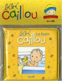 Bébé Caillou : Le bain