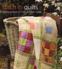 Idées à coudre : les quilts : 16 projets pour la maison