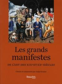 Les Grands Manifeste de l'Histoire de l'Art