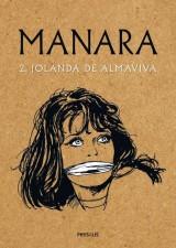 Les inédits de Manara - Jolanda de Almaviva tome 2