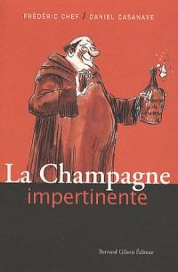 La champagne impertinente