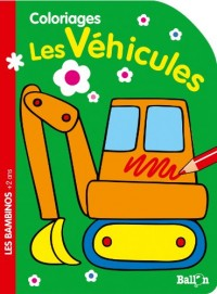 Les Bambinos Coloriages les Vehicules