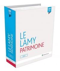 Lamy patrimoine 2015 classeurs à feuillets mobiles - 1800 pages