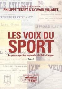 Les voix du sport - 2 tomes
