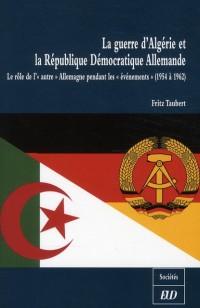Guerre d Algérie et la R d a
