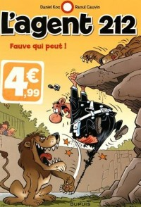 L'agent 212 - tome 27 - Agent 212 tome 27 (Indispensable 2017)