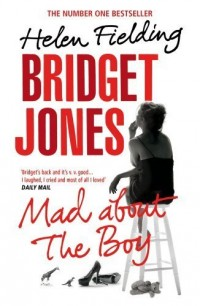 Bridget Jones: Mad About the Boy by Fielding, Helen (2014) Paperback