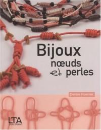 Bijoux noeuds et perles