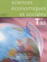 Sciences économiques et sociales Tle ES enseignement de spécialité