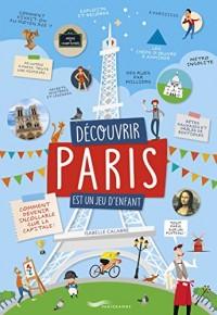 Découvrir Paris est un jeu d'enfant