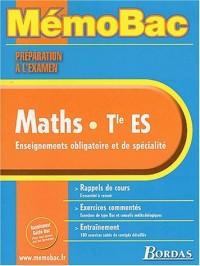 MEMO PREPA.EXAM. MATHS TERM. ES    (Ancienne Edition)