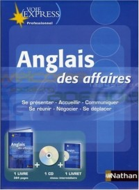 Anglais des affaires (1CD audio)