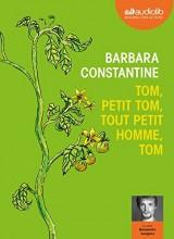 Tom, petit Tom, tout petit homme, Tom: Livre audio 1 CD MP3 [Livre audio]