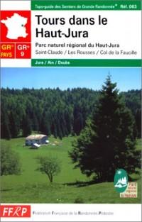Tours dans le Haut-Jura
