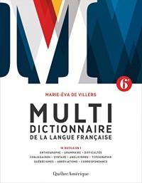 Le Multidictionnaire