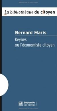 Keynes ou l'économiste citoyen