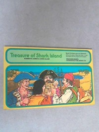 Treasure of Shark Island (Tracker books)