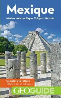 Mexique: Mexico, côte Pacifique, Chiapas, Yucatán