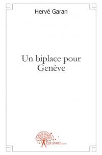Un biplace pour Genève