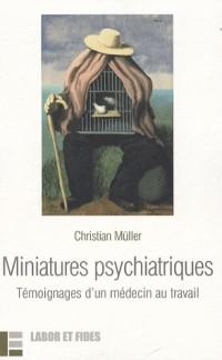 Miniatures psychiatriques