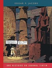 Blake & Mortimer - tome 5 - Mystère de la Grande Pyramide T2 (Le) - Version Journal Tintin