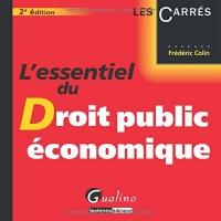 L'Essentiel du droit public économique, 2ème Ed