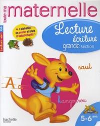 Lecture écriture maternelle grande section : 5-6 ans